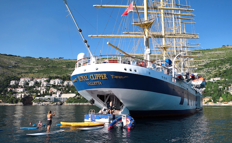 Choose your Wave Perks: On Board Spending, Upgrades and More on a Sailing Voyage with Star Clippers
