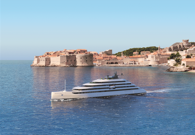 The New Cruise Line Making Yacht-Style-Cruising the Med Affordable