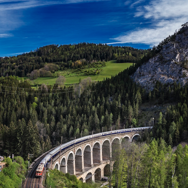 River to Rail in 2021: Cruise, Land and Train on Journeys in Europe with Uniworld