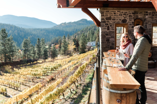 Places You Can Tour Wine Country Close to Home
