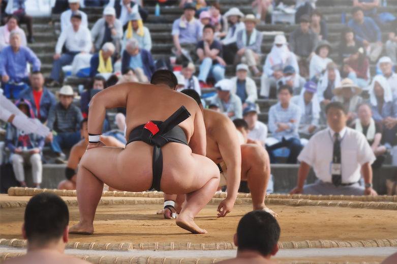 How the Postponed Tokyo Olympic Games Will Feature Japan's National Sport