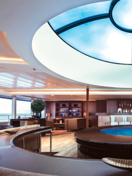 Receive up to $9000 in Added Value on a 2021 Atlas Ocean Voyage: New, All-Inclusive, Luxury, Expedition Cruise Line