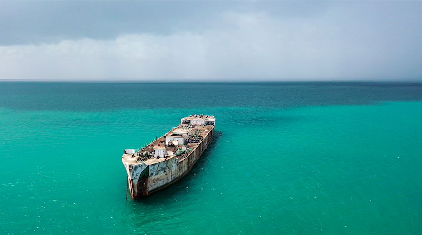 This Old Ship is the Caribbean's Great New Dive Destination