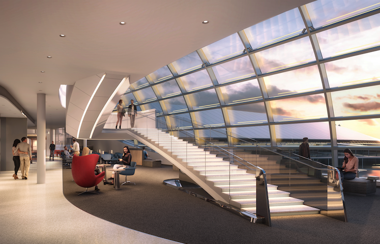 2 New Airport Lounges That Make Us Want to Miss Our Flight