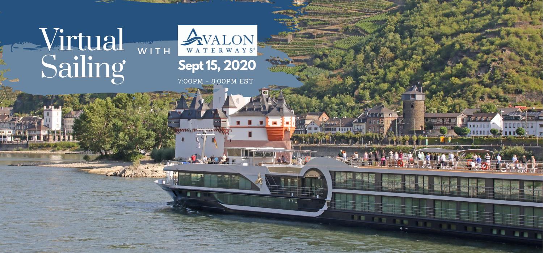 Take a Virtual Sailing with Avalon Waterways