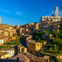 Siena - A City Suspended in Time