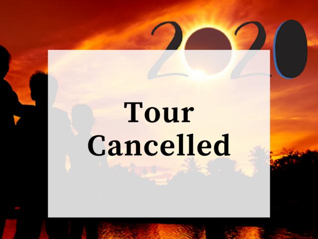 Chile Eclipse Tour 2020 -Santiago-Temuco-Pucon