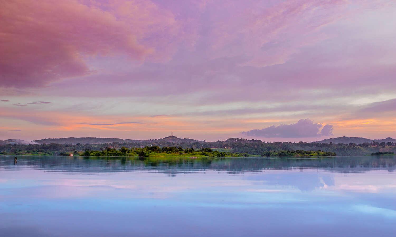Victoria Nile River