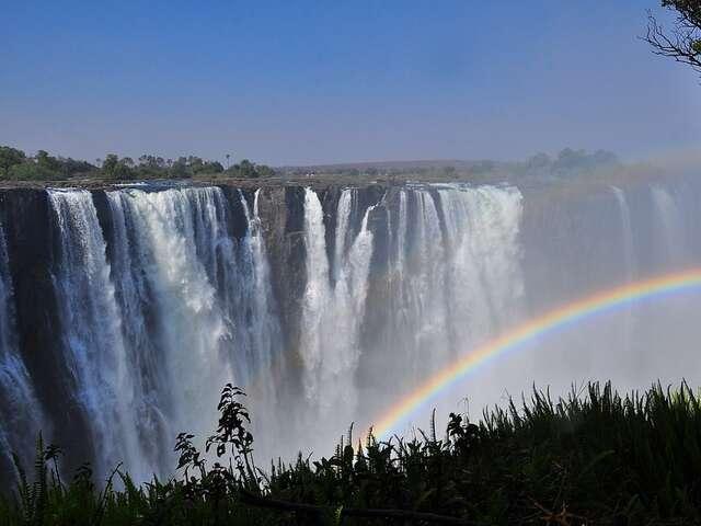 Pilanesberg National Park - Johannesburg - Victoria Falls, Zimbabwe