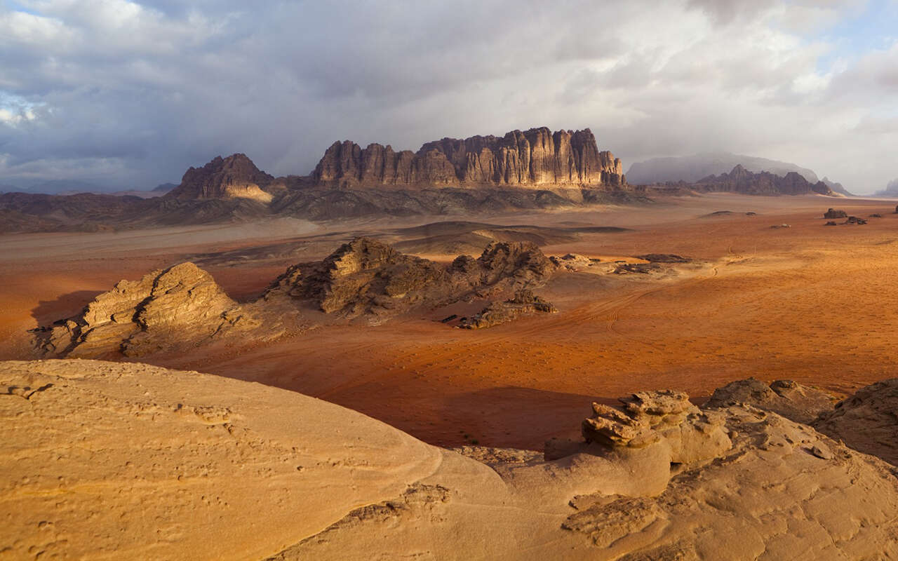 Sunday, November 10 / Wadi Rum - To Amman