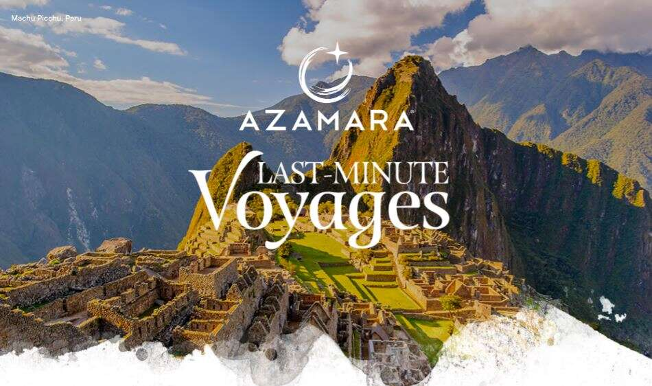 Azamara Last Minute Voyages