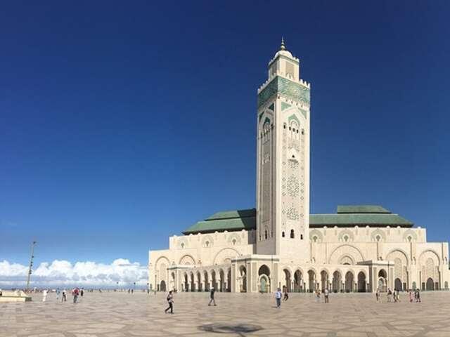 Saturday, March 28: Casablanca