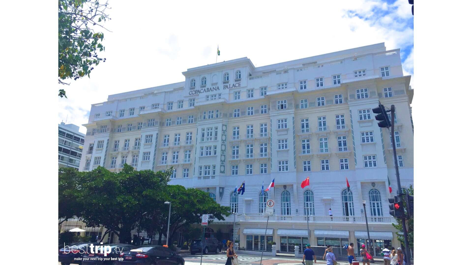 The Hotel that made Copacabana Famous