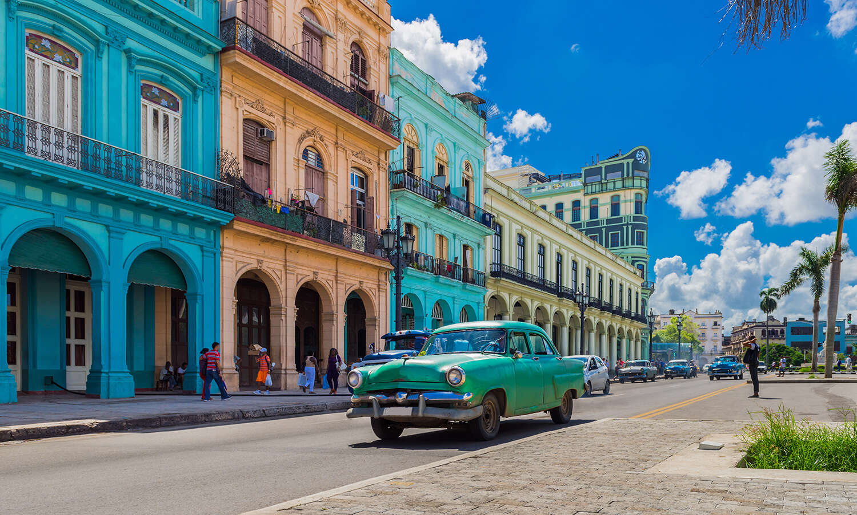 Cuba Banner