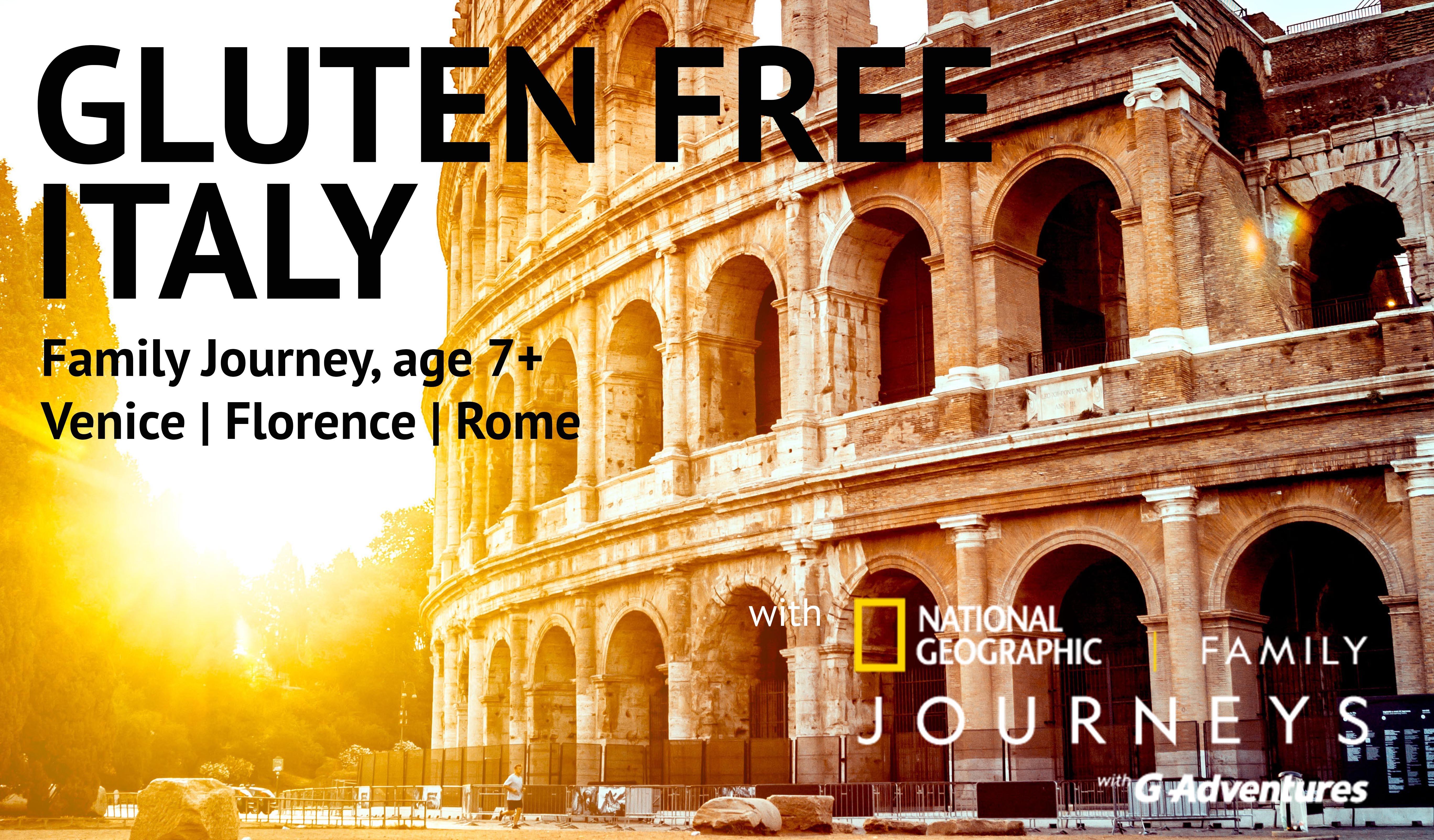 Gluten Free Italy - October 17-24, 2020