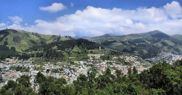 April 9 / Quito – Swissotel Quito – 2 nights