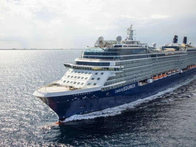 Sailing on Celebrity Equinox