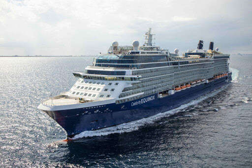 Sailing on Celebrity Equinox