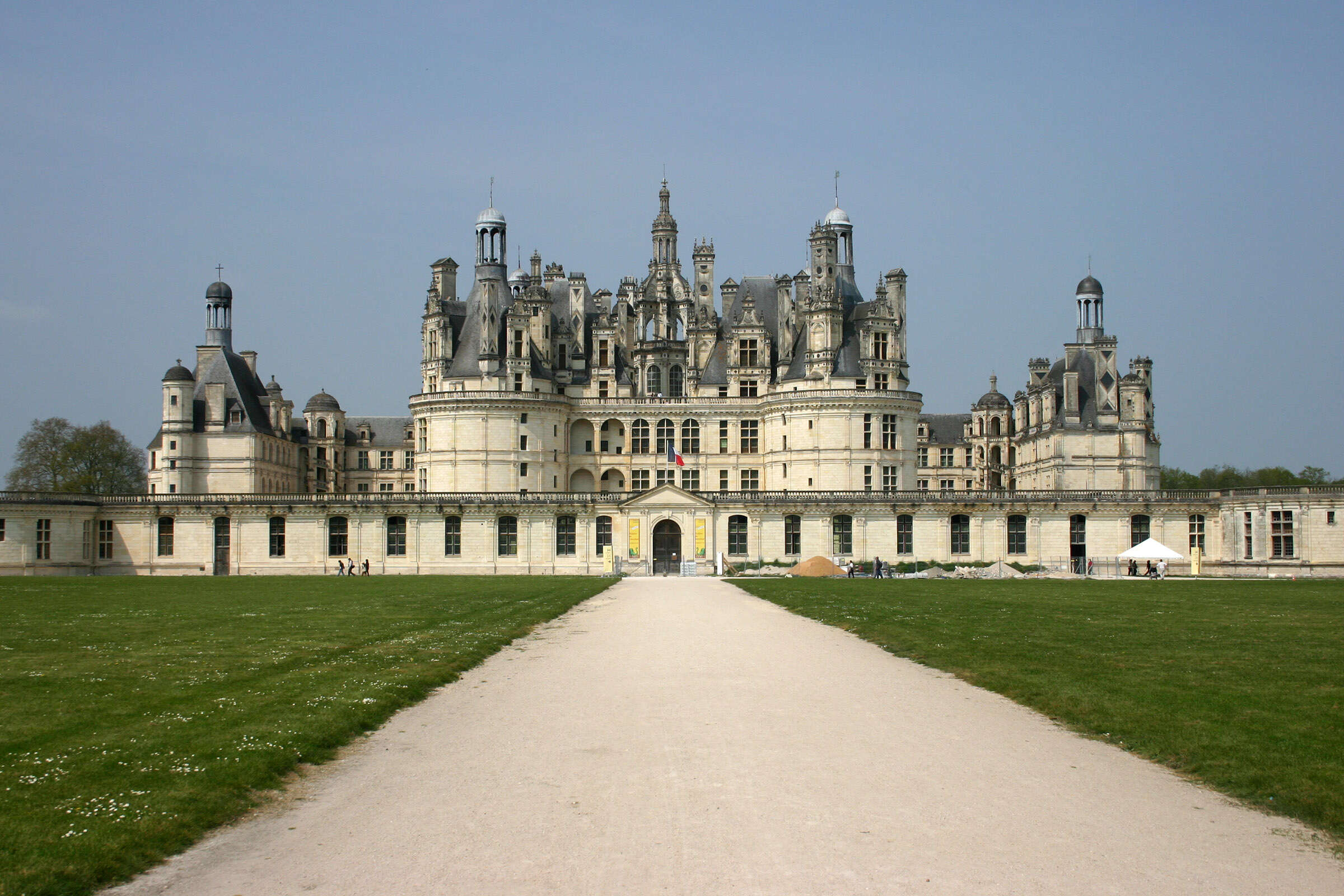 Feel like a King and Queen, Chateau de Chambord