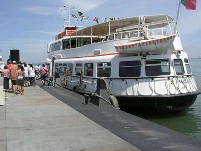 See the Parque das Nações on a Lisbon River Cruise