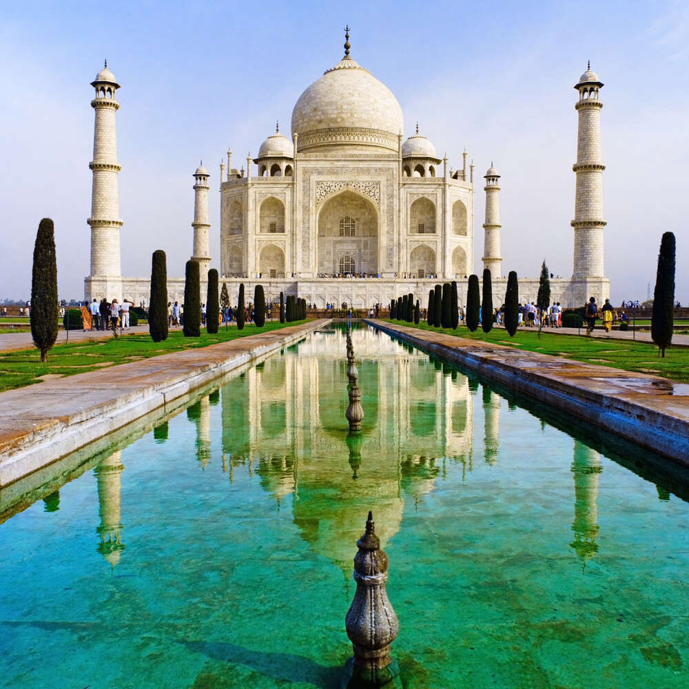 10 interesting facts about the Taj Mahal