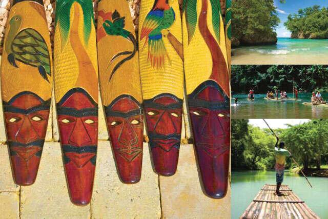 Jamaica: A taste of island life  for tourists