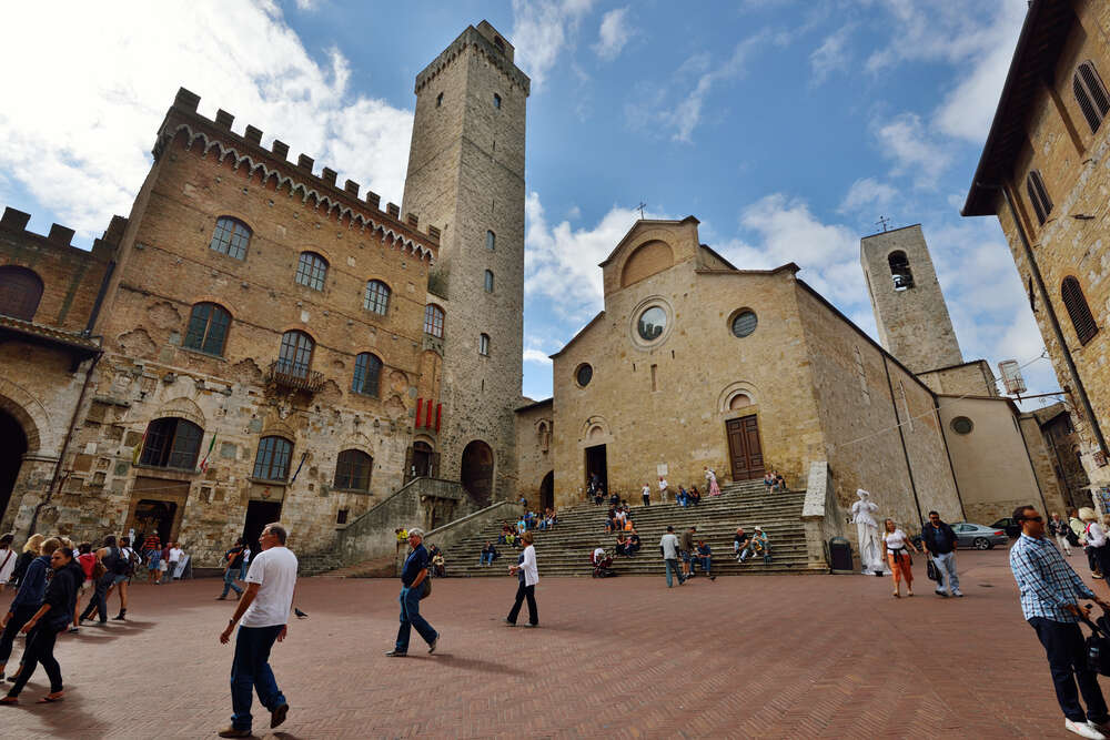 5 things you need to know about San Gimignano