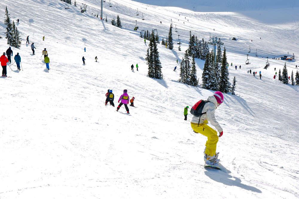 Top women's Ski Getaways