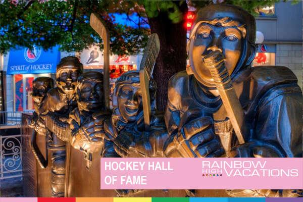 HOCKEY HALL OF FAME