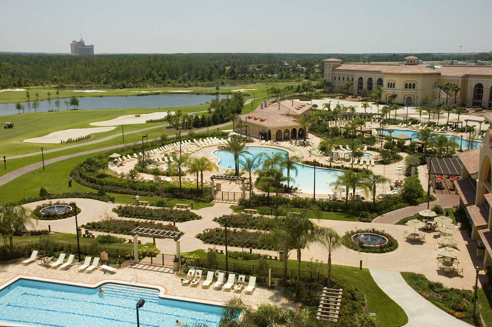 Disney's Beach Club Resort, Lake Buena Vista
