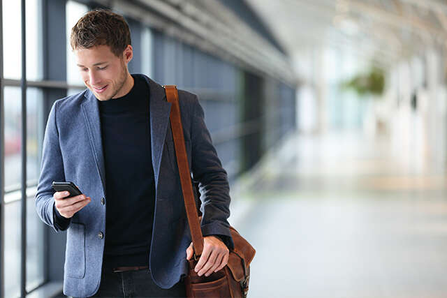 Airports speed up security lines by tracking your SmartPhone