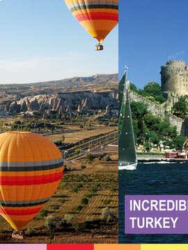 INCREDIBLE TURKEY