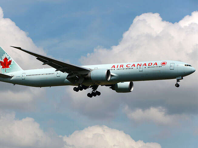 Air Canada to launch new boarding system