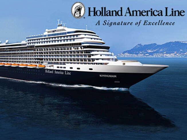 Introducing the ms Koningsdam