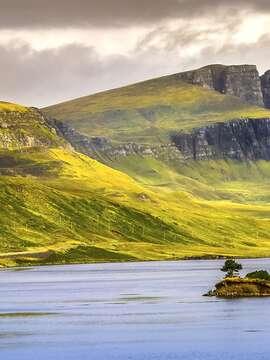 Scotland's Highland Trail inspired by Gabaldon's Outlander
