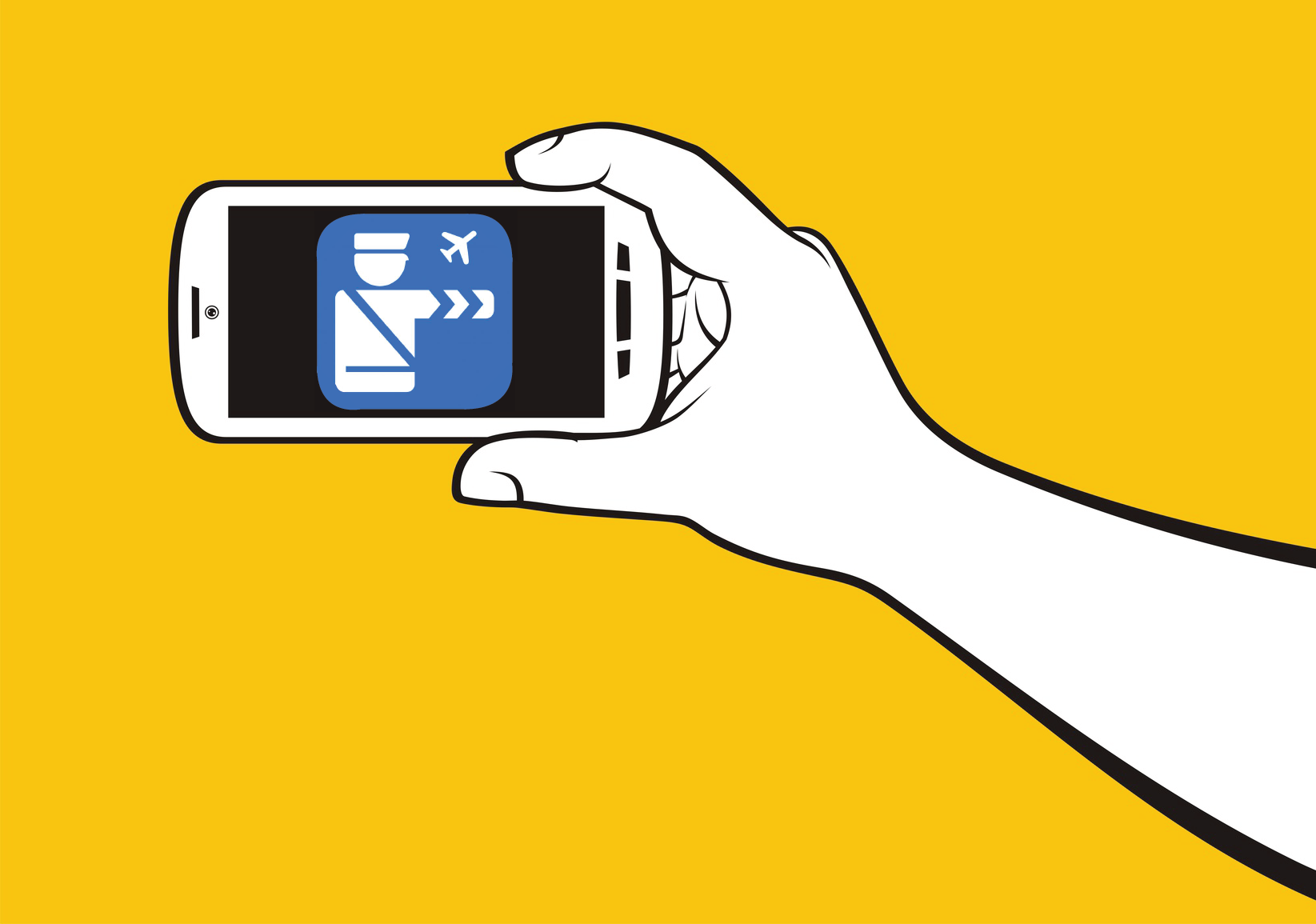 Take a Selfie: Mobile Passport App