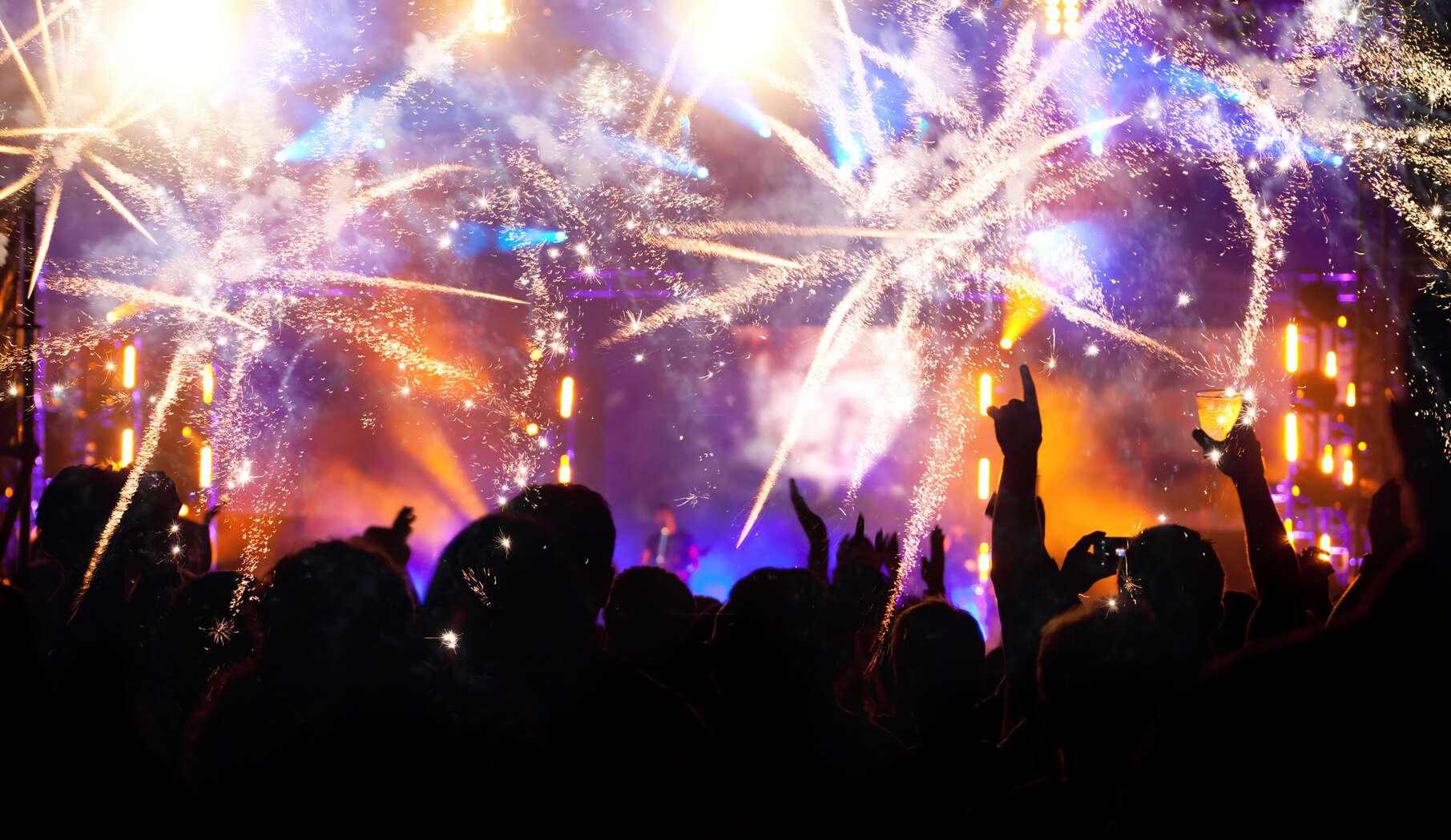 New Year's Celebrations Around The Globe