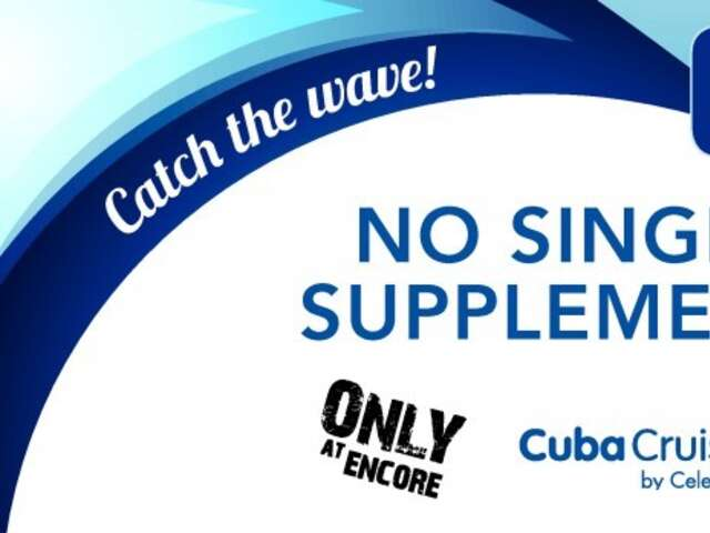 No Single Supplement on Cuba Cruises