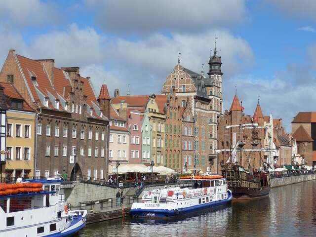 Gdansk, Poland, a city that has it all!