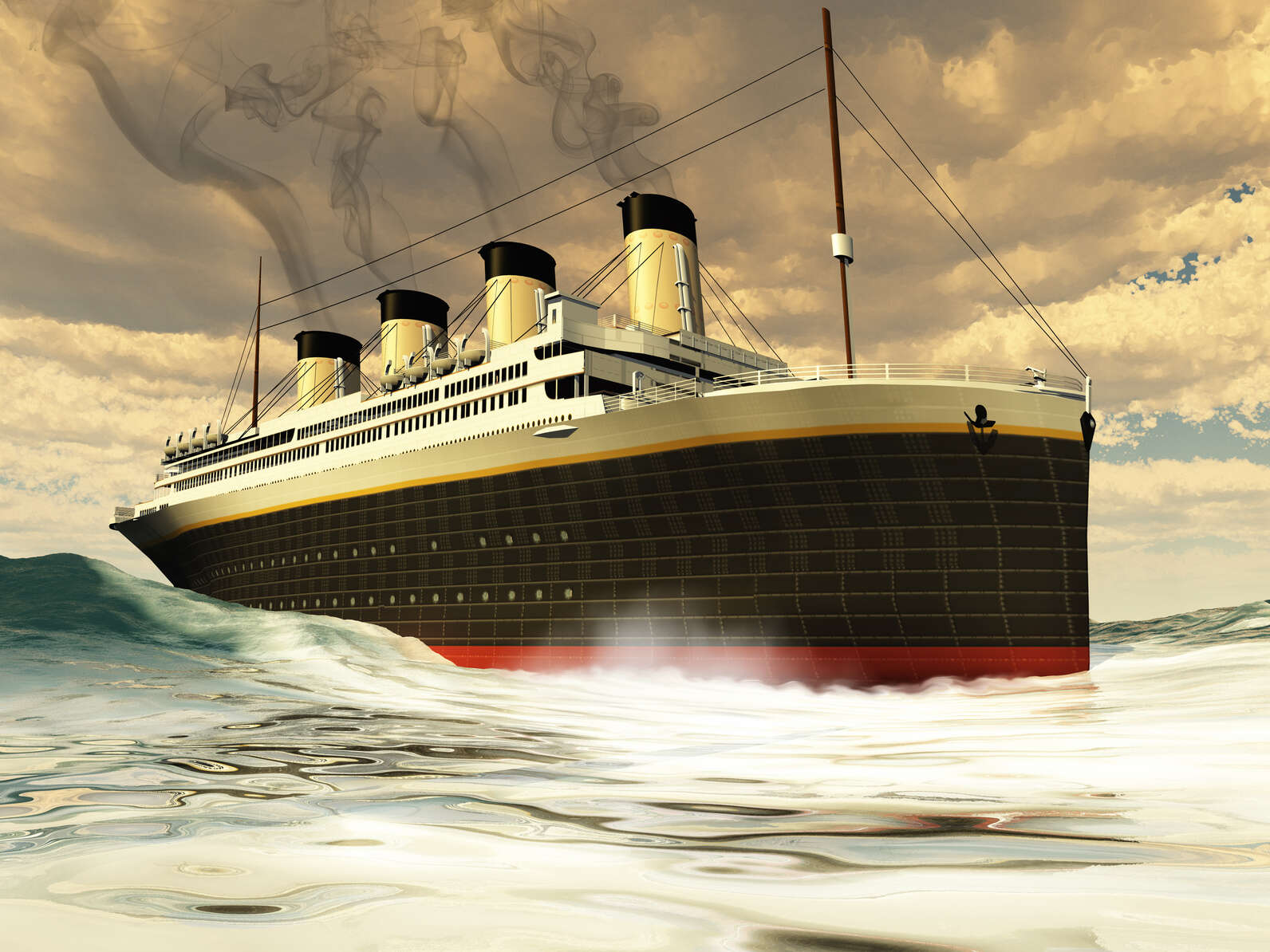 Will the Titanic II Sail? Take A Look At What She Will Look Like