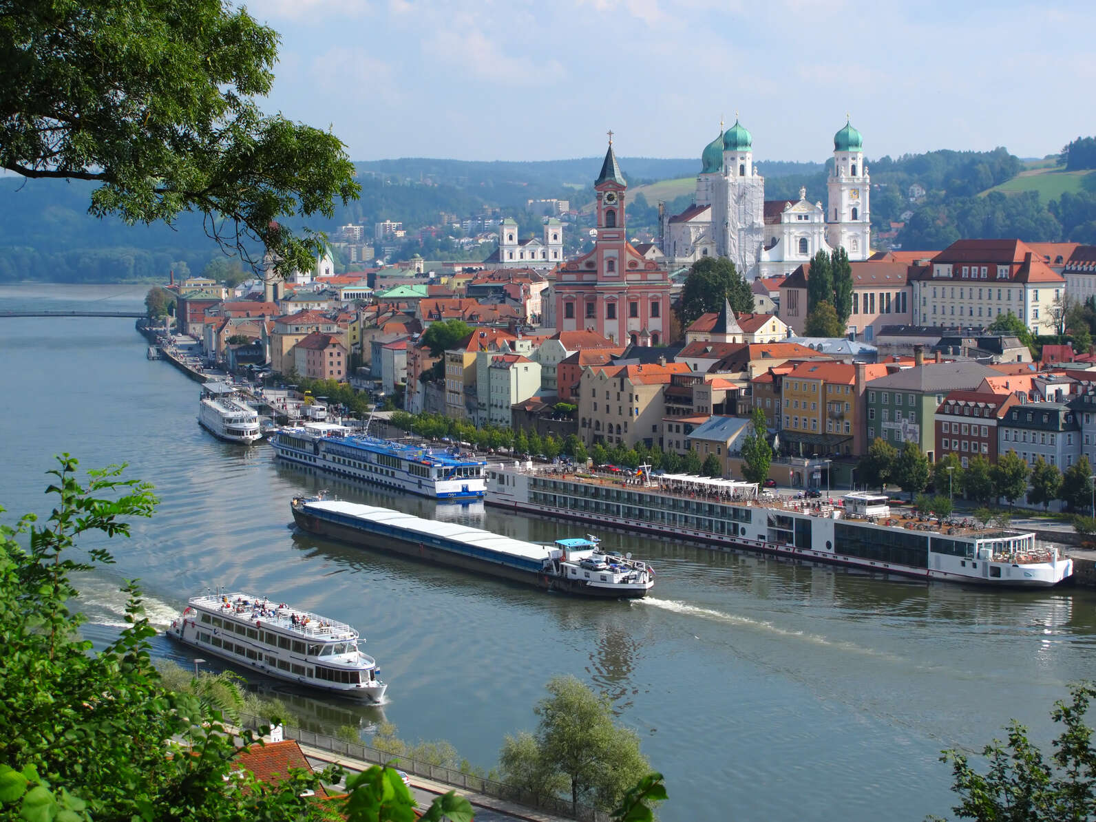 Debunking Some Myths About River Cruising