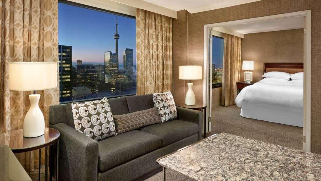 Sheraton Centre Toronto Hotel Announces Completion of $120 million Renovation