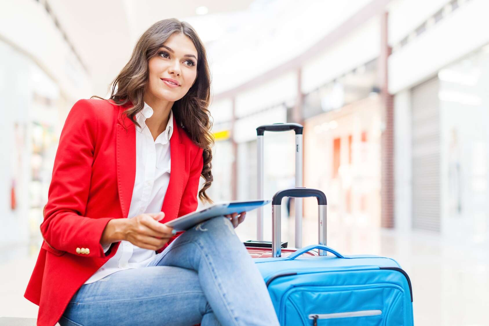 A Woman's Safe-Travel Guide
