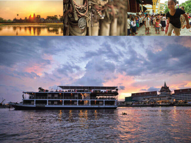 Asian Adventure On A Mekong River Cruise
