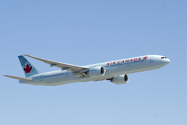 Air Canada inaugurates new non-stop Vancouver - Dublin flights