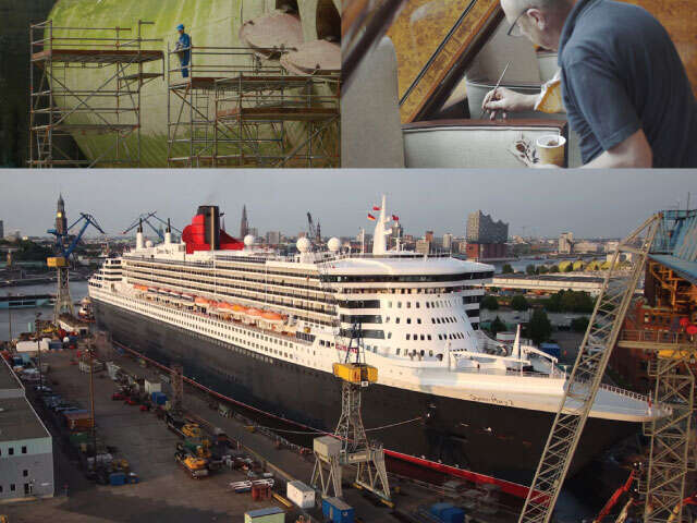Queen Mary 2 - Remastered