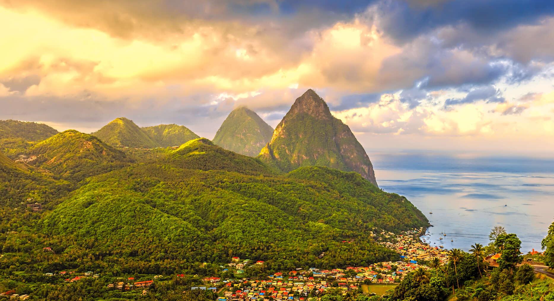 Saint Lucia for Honeymooners