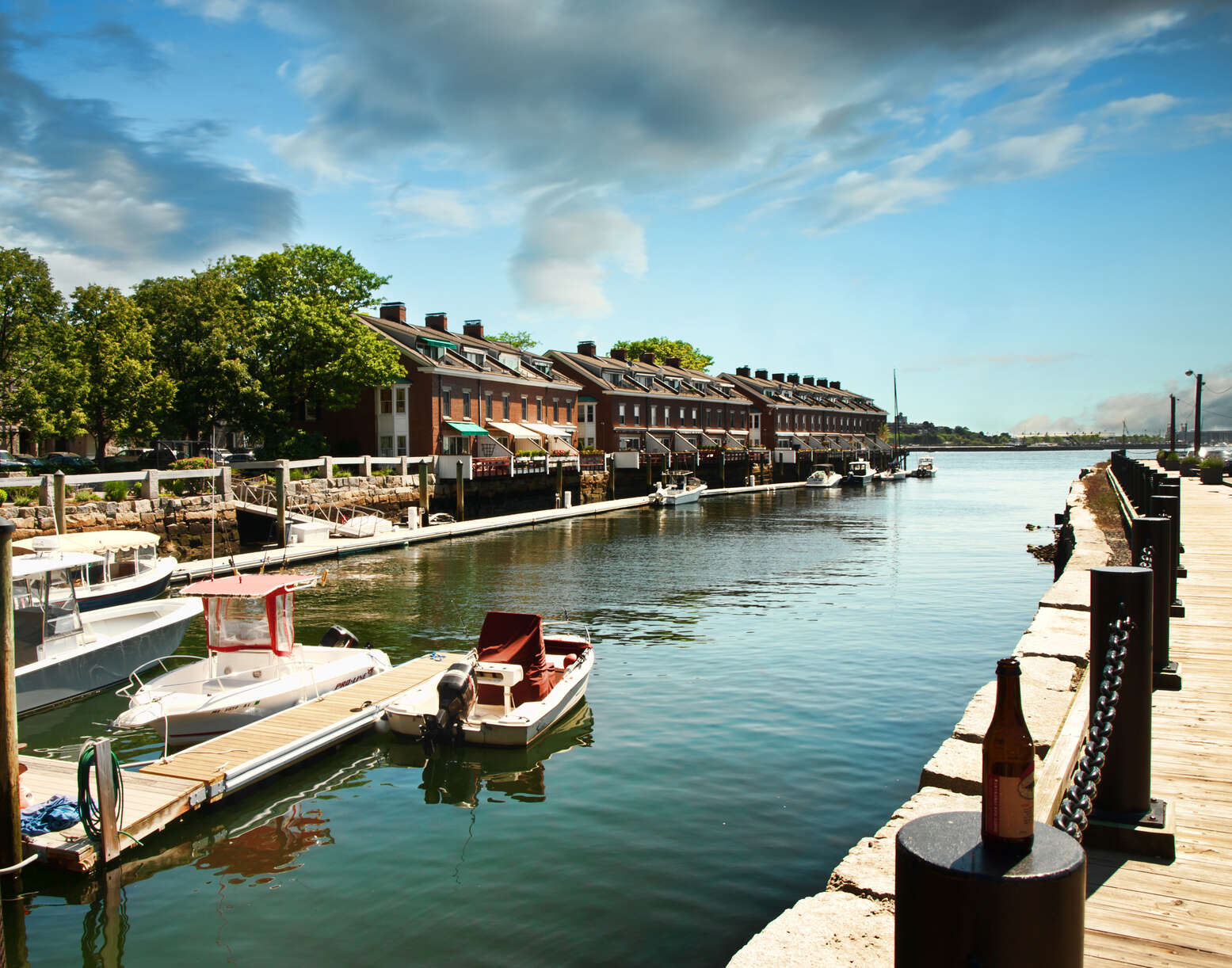 Discover Canada's Maritimes and New England By Cruiseship