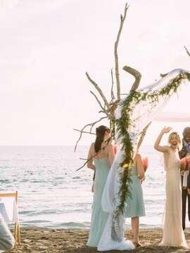 Dream Hideaway Weddings at Jake's in Treasure Beach, Jamaica