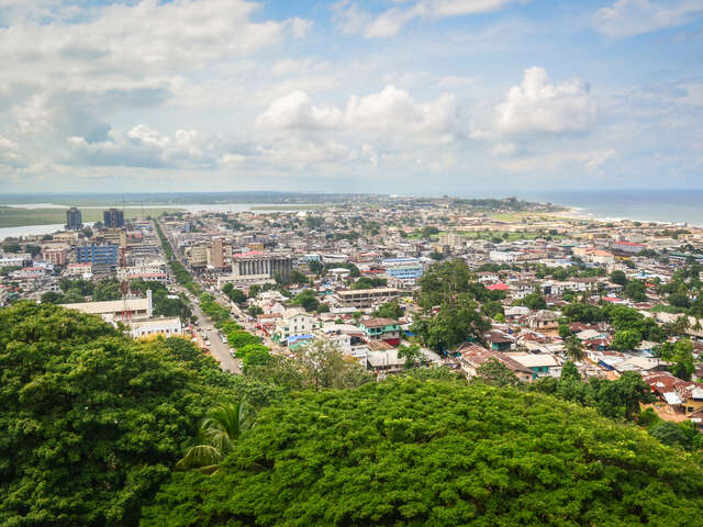 Liberia Country